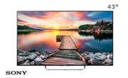 تلویزیون ال ای دی 43 اینچ 2K سونی