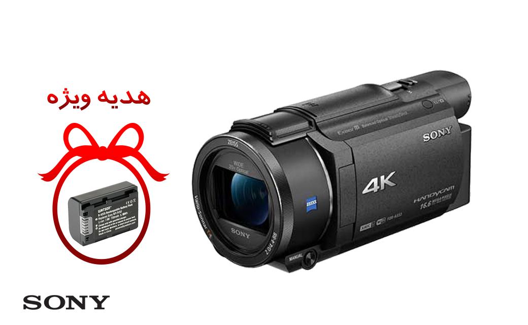 دوربین فیلم برداری 4K