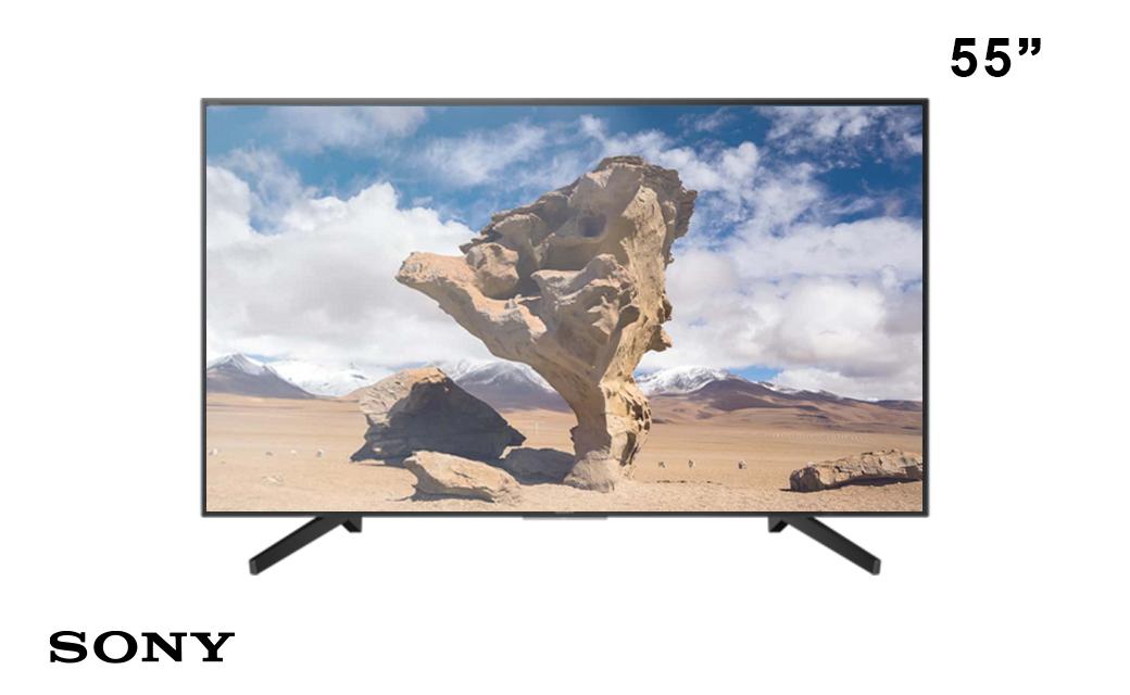 تلویزیون ال ای دی 55 اینچ 4K سونی